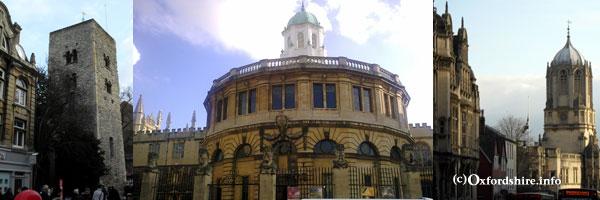 Oxford views